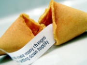 many changes coming your way - fortune cookie